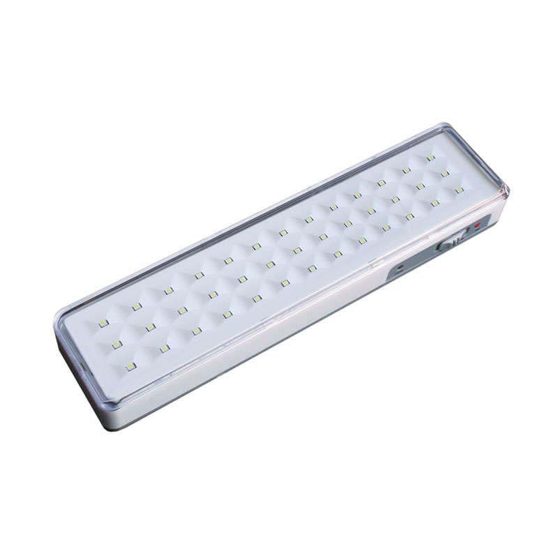 Luz de emergencia Led EMERLUX F310, Blanco frío, Regulable